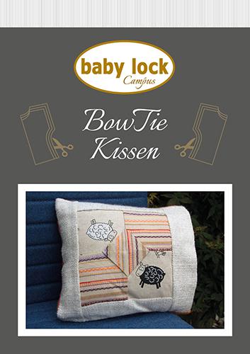 BowTie-Kissen